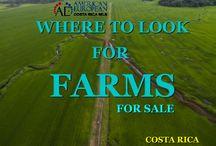 Farms in Costa Rica for sale