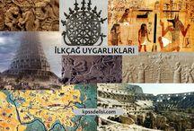 İlk Çağ Uygarlıkları / İlk çağ uygarlıkları, ilk çağ medeniyetleri. http://kpssdelisi.com/question/ilkcag-uygarliklari-ilkcag-medeniyetleri/ Çin, Hint, İskit (Saka), İran, İbrani, Fenike, Mısır, Ege, Helen, Roma Medeniyetleri. İlkçağ uygarlıkları, Mezopotamya ve Anadolu Medeniyetleri.