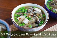 Vegetarian crockpot / by Laine Crowe