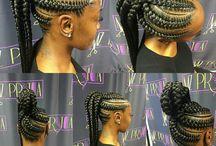 die hair