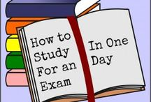 How to study / Tips for studying