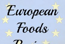 Top 20 European foods