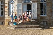 Luxury French Chateau house-party / Fun, food and friends in France