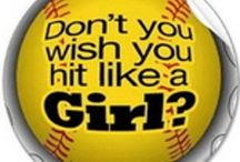 softball quotes / by Shannon Smoldt