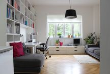 Arbeitszimmer / by Anja S.