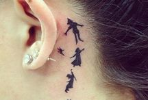 Эскизы маленьких татуировок