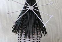 Pletení mlýn