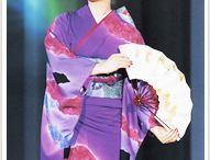 染色作家  藤井浩/Hiroshi Fujii / #きもの  #アート  #染色作家  #藤井浩  #京都  #二条城 #ファッションカンタータ