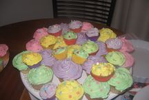 Cakes for my Girls / All the cakes etc that I have made