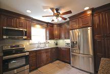 Kitchen Renovation in Port Washington, NY / Kitchen Renovation for Lowe's we completed in Port Washington, NY