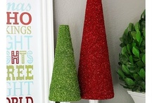 Frugal Holiday Decorating / by Catey Moretz