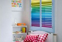 Kids space / by Lindsey Mangis