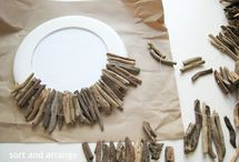 drift wood art and craft