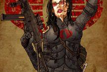 Anisa Gizela The Baroness