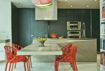 Cozinhas & Serviço / Cozinhas e áreas de serviço cheias de charme!