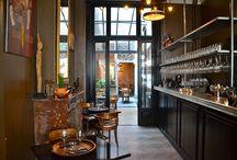 Ethiopisch restaurant Gojo / Wie wil kennismaken met de Afrikaans-Ethiopische keuken, kan in eethuis Gojo terecht. (beschrijving zie blog Lekker Antwerpen). Het is een stijlvol restaurant met lekkere (vegetarische) gerechtjes.