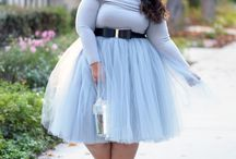 Curvy Inspirations / Everyday/Night outfits featuring your favorite bloggers...