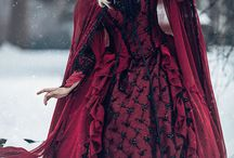 Feen-mystische Kleidung