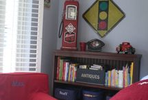 Big Boy Room / Ideas for when Desmond transitions to his big boy room!