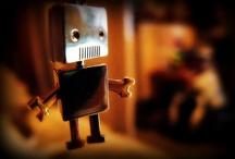 robotteja ja muuta jännää
