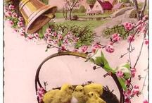 FESTA DI PASQUA / festa di rinascita evviva la primavera