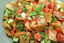 φαγητα σαλατες