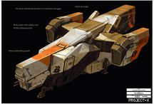 Sci-Fi naves