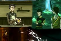 avatar / Avatar the last airbender:I LOVE IT.The legends of korra:I HATE IT
