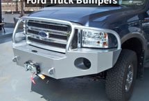 Ford Trucks Front And Rear Bumpers / Planning for your Ford truck rear or front bumper replacement? We are providing a great discount on each replacement and sale. You can order online to avail the discount.