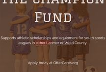 Our Grants! / The OtterCares Foundation is proud to support our communities! We offer four grant opportunities for schools and nonprofits in Northern Colorado and San Diego. Learn more about previous grant winners and apply today!