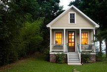 tiny house / by Sarajane Dillard