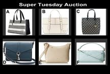Super Tuesday Designer Choice Auction Aug 12 / Designer Choice Reserve Auction 10 pm tonight at OneCentChic