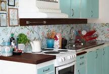 Kitchen / by Kristin As Mama