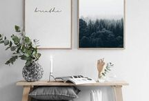 prints and wall deco
