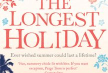 The Longest Holiday / Research, inspiration, casting and mood images to accompany 'The Longest Holiday'