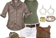Roupa: Outfits - Spring