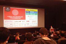 X Media Lab: Switzerland. Transmedia. Lausanne