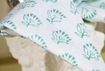 Cloth Table Napkins / Cloth Table Napkins - Table Linens Napkins - Printed Cloth Napkins