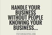 Entrepeneur / Ondernemer, business, zakelijk