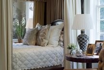 Bedrooms~ / by Blanche and Kate Design