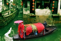 Chinese Gardens and Canals
