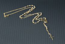 Rosary  / Rosary Gold Designs