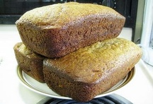 Recipes: Sourdough & Amish friendship bread (info too) / by NFR6K Cheree