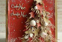 Scrap Boże Narodzenie