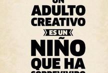 Frases Ilustradas / by t-Art