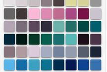 Fashion: color palette
