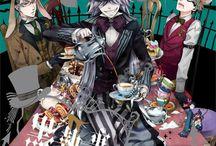 Kuroshitsuji in Wonderland