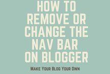 Blogger Baby / Blog Tips ad Hacks for The Blogger Platform by Google.