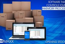 Opening Stock / Opening Stock is the stocks which are available at the beginning of entry in the system... http://maxxerp.blogspot.in/2013/09/maxx-software-that-controls-inventory.html