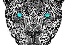 dark_tattoo art_T-ART.CZ / potisk, originální motiv na tričko,T-ART.CZ, art design t-shirt